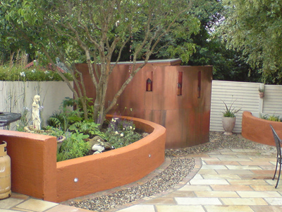 garden design landscaping and maintenance in co kildare
